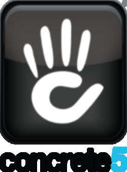 Concrete5 logo